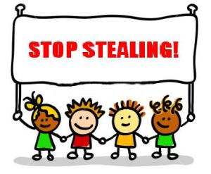 Stop Stealing!